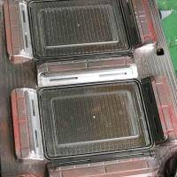 China Container Box Lid Plastic Mold Making Machine High Precision Cold / Hot Runner on sale