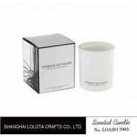 Buy cheap Great Smelling Holiday Scented Candles , Multi Colored Handmade Soy Wax Candles from Wholesalers