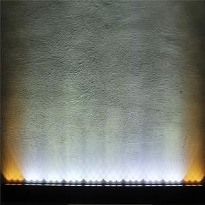 China Hot Amber Cree single row Led light bar super bright 4X4 DHCB-L300SDC 300W factory