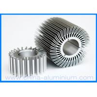 Buy cheap High Precision Custom Aluminum Extrusions Durable Acid / Alkali Resistant from Wholesalers