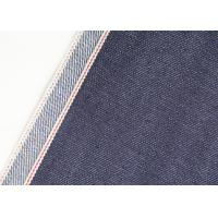 China Soft Lightweight Denim Fabric , Jackets Cotton Polyester Spandex Denim Fabric factory