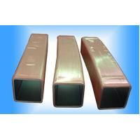 China SF-CU copper mould tube for export with higher cost performance made in china with low price factory