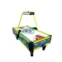 China Lifelike Sound Effect Air Hockey Machine , Coin Operated Type Sports Arcade Machines factory