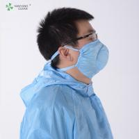 China 3d Breathable ESD washable Surgical Masks Multi Color For Pharmaceutical Factory factory