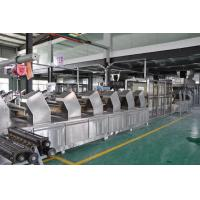 Buy cheap 304 Stainless Steel Fully Automatic Noodles Making Machine Excellent Drying Effect from Wholesalers