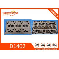 Buy cheap Kubota Diesel Engine Cylinder Head D1402 For KUBOTA Tractor D1402 from Wholesalers