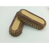 Buy cheap Oilproof Boat Shaped Paper Baking Cups Brown Cupcake WrappersMuffin Eco Friendly from Wholesalers