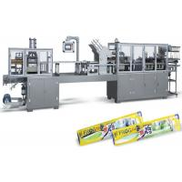 Multi Functional Blister Card Packing Machine Toothbrush Form Fill Seal Machine
