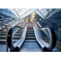 Buy cheap 30 Degree Speed 0.5m/s Auto Economical Safe Type Indoor Escalator from Wholesalers