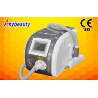 Buy cheap Q-Switch Nd Yag Laser Tattoo Removal Machine  /  acne scar removal equipment from Wholesalers