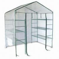 China Greenhouse, Suitable for Protecting Plants from Frost and Inclement Weather factory
