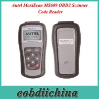 China Autel MaxiScan MS609 OBD2 Scanner Code Reader on sale