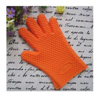Buy cheap silicone insulation mitts ,silicone anti scald kitchen gloves from Wholesalers