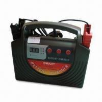 China 285W New Style Battery Charger with 230V AC Input Voltage and Automatic Float Mode Monitoring factory