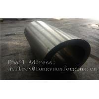 China 4130 4140 42CrMo4 4340 Forged Seamless Steel Pipe Oil Well Pipe sleeves Coupling Pipe Petroleum Industry factory