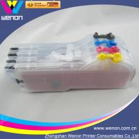China ink cartridge for Brother LC980 LC985 LC1100 refillable ink cartridge factory