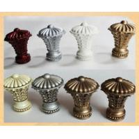 Buy cheap curtain rod finial from Wholesalers