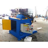 Buy cheap Wireless Control Tilting Automatic Welding Rotary Table for Axis / Tray / Ppipe from wholesalers