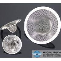 Quality Fine sink strainer wholesale