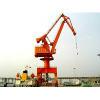 Buy cheap Portal crane offshore marine crane supplier from Wholesalers