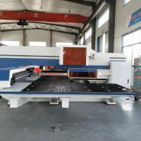 Buy cheap AMD-357 Mechanical CNC Sheet Metal Punching Machine For Electric Control Cabinet Panels from Wholesalers