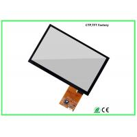 4.3 Inch 10 Points Small Touch Panel Low Power For Self Service Terminals