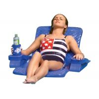 China Mesh Swimming Pool Chairs Floats Rafts Toys Kids Favaorable Special Coating Treatment on sale