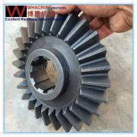 Buy cheap Forged steel/plastic Straight Bevel Gear For Agricultueal Machinery Made By whachinebrothers ltd from Wholesalers