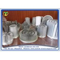 Buy cheap Cold Forging Heat Sinks And Radiator machining aluminum For LED Lamp / Car / Computer from Wholesalers