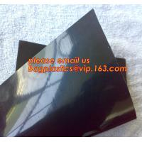 China 1mm hdpe geomembrane indoor fish farming tank 1.0mm geomembrane,2mm high density polyethylene waterproof membrane BAGEAS factory