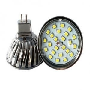 China Spotlight reflector led MR16 high brightness lumen led bulb with SMD2835 factory