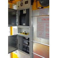 Quality Passenger and Material Hoist SC200 VFD TUV Approved Single Cage KP-B09 for sale