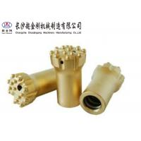 China Quick Delivery Tapered Button Bits Long Life Span For Fast Speed Anchoring factory