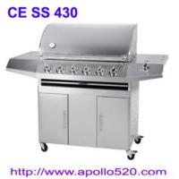 Quality Stainless Gas Barbecue Grill for sale