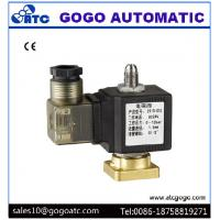 Buy cheap Plate Air Compressor Solenoid Valve 3 Way Direct Acting 10 - 120℃ Medium Temp Ip65 from Wholesalers