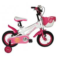 China China good quality 12' inch girls BMX bikes with steel frame and four wheels factory
