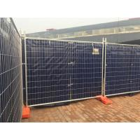 China Acoustical Noise Barrier For Temporary Fence Panel In Construction Site on sale