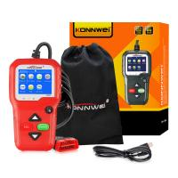 Buy cheap Computerised Auto Scanner Obd Ii Code Reader KONNWEI KW590 Multi Language from Wholesalers