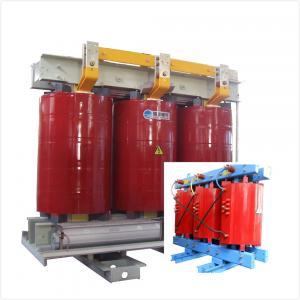 China 11kV - 1500kVA Dry Type Transformer Self extinguishing Cast Resin Transformer on sale