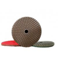 Buy cheap Resin Metal Chip Diamond Polishing Discs Lightweight Aggressive Little Pressure Needed from Wholesalers