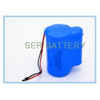 Buy cheap Lisocl2 High Current Battery , 3.6V ER34615 High Rate Discharge Battery HPC1550 from wholesalers