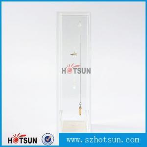 China Clear Small Acrylic Box, Transparent Acrylic Box, Acrylic Jewelry Box factory