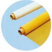 Buy cheap white color or yellow color screen printing mesh from Wholesalers