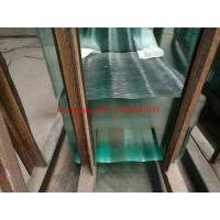 Buy cheap 2-19mm clear and tinted toughened glass with SGCC,ISO9001. CE from wholesalers