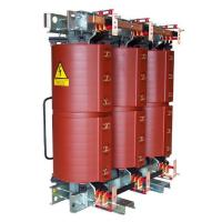 China 20 KV 2500 KVA Dry Type Transformer With Strong Anti Short Circuit Capability on sale