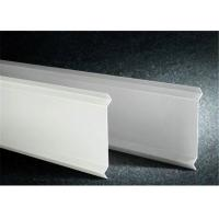 Buy cheap Rectangle Shape Aluminum Ceiling Panels , Acoustic Ceiling Products from wholesalers