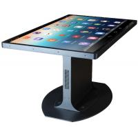 China 65 Inch Smart Touch Screen Table , 10 Points Capacitive Touch Screen Multi Function Table factory