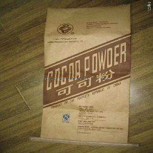 China Cocoa Powder Bag factory