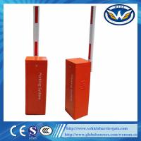 Buy cheap Motorized Vehicle Access DZ -130 car park barriers with straight arm from Wholesalers