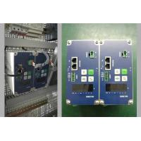China DIN Rail Housing Filling Process Control Indicators For PLC Or DCS System factory
